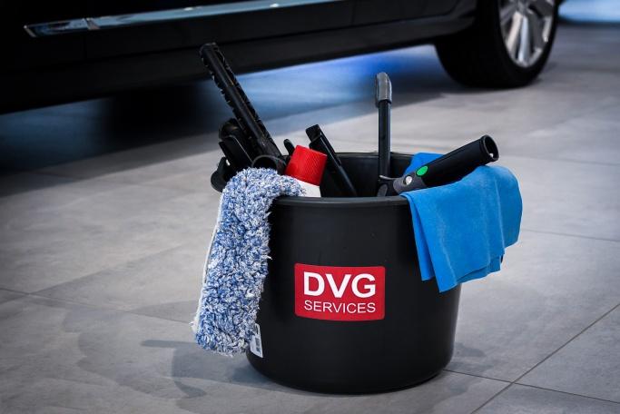 DVG services, reeds 22 jaar ervaring in de schoonmaakwereld